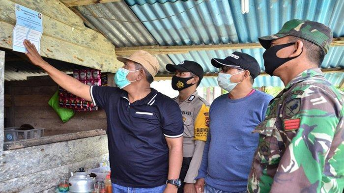 Bupati Citra Sosialisasikan Perbup Covid-19 di Karimata