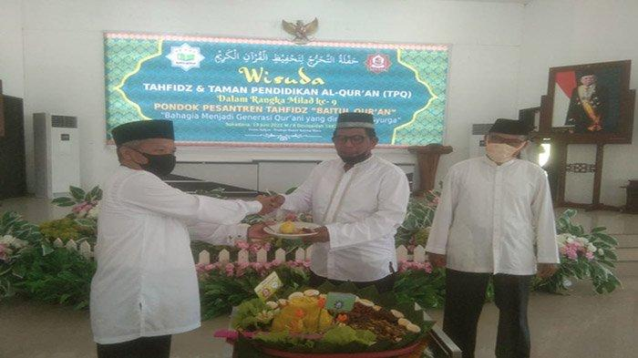 Bupati Citra Hadiri Wisuda Tahfiz dan Taman Pendidikan Al Quran