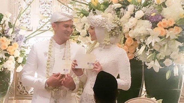 Citra Kirana & Rezky Aditya Gunakan Adat Sunda, Riasan Adik Erica Putri Saat Akad Nikah Jadi Sorotan