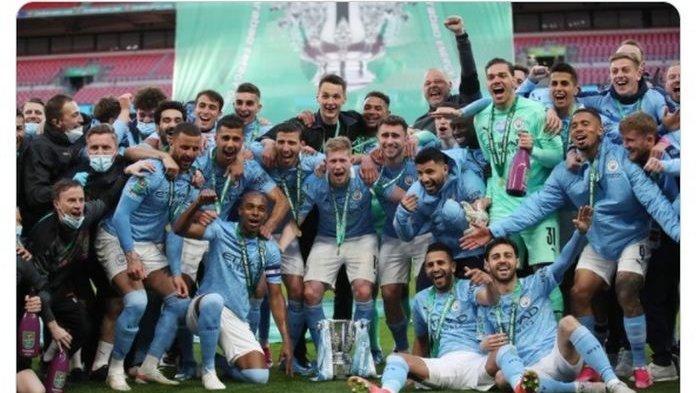 UPDATE Klasemen Liga Inggris - Man City Juara Premier League, Hasil Man Utd vs Liverpool Penentu