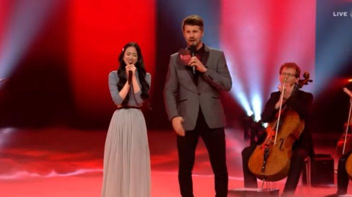 Claudia Emmanuela Santoso Melaju ke Final The Voice of Germany 2019 ! Baim Wong: Woooooww Proudd !
