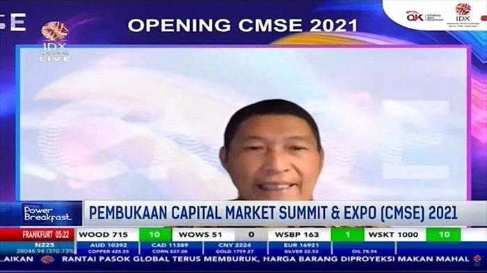 Ajang CMSE 2021 Dorong Peningkatan Investor Pasar Modal Guna Percepat Pemulihan Ekonomi