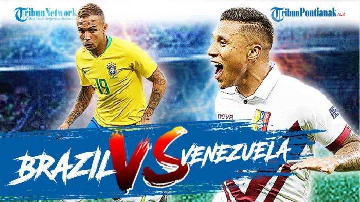 Hasil Klasemen Terbaru Kualifikasi Piala Dunia CONMEBOL Usai Chile Vs Peru dan Brazil Vs Venezuela