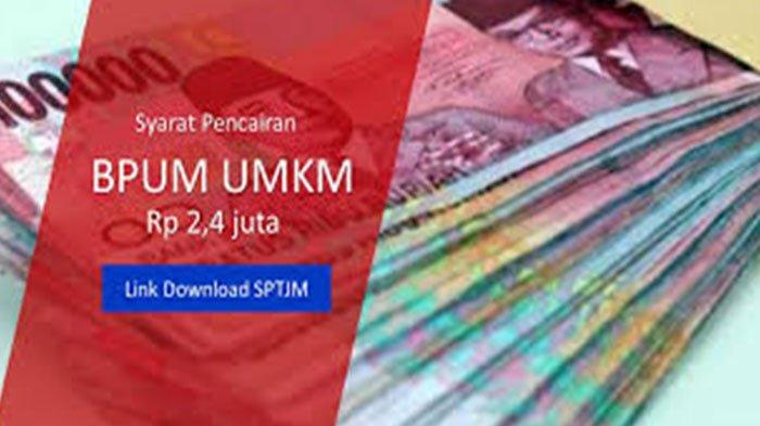 Contoh Surat Tanggungjawab Mutlak BRI untuk Dapat Bantuan BLT UMKM atau BPUM Rp 1,2 juta