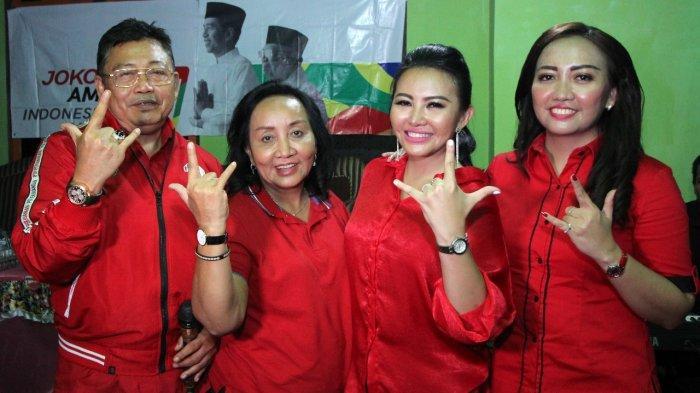 Angeline Fremalco Putri Mantan Gubernur Kalbar Dua Periode Cornelis, Suara Tertinggi DPRD Provinsi