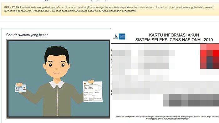 Pendaftaran Online CPNS Sekadau Ditutup