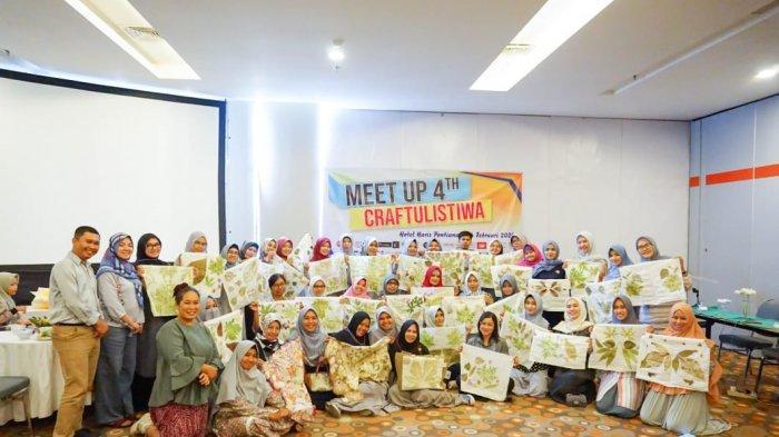 Craftulistiwa Wadah Berkumpulnya Pelaku Kreasi Seni