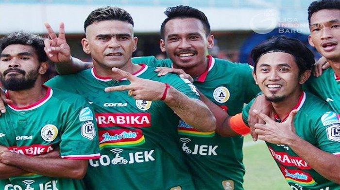 Hasil Final Liga 2 2018, LIVE BOLA Streaming PSS Sleman Vs Semen Padang (2-0 HT)