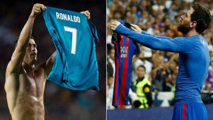 LIVE STREAMING El Clasico Real Madrid vs Barcelona, Selisih Poin Ketinggalan Jauh