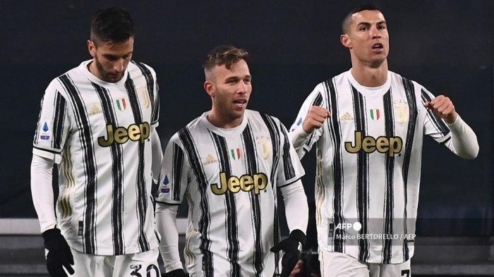 SUSUNAN Pemain Juventus Kontra Lazio di Liga Italia Malam Ini, Ronaldo Tumpuan Nyonya Tua