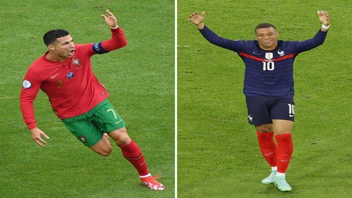 PORTUGAL Klasemen Juara 3 Terbaik Grup EURO! LIVE Portugal Vs Prancis dan Jerman Vs Hungaria Grup F