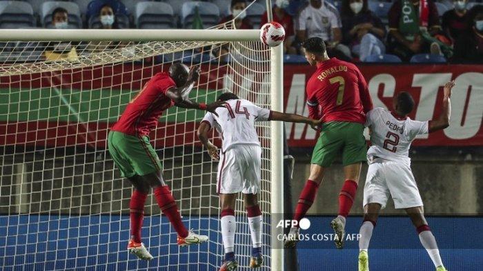 Prediksi Portugal vs Luksemburg di Kualifikasi Piala Dunia, Waspada Rekor Cristiano Ronaldo