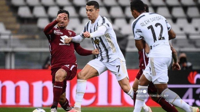 Susunan Pemain Juventus Vs Parma di Liga Italia Malam Ini, Ronaldo Starter