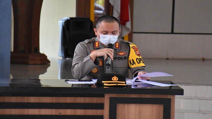 Penegakan Hukum Aktivitas PETI Upaya Terakhir, Kapolres Sintang : Kami Tidak Mau Terjadi Konflik