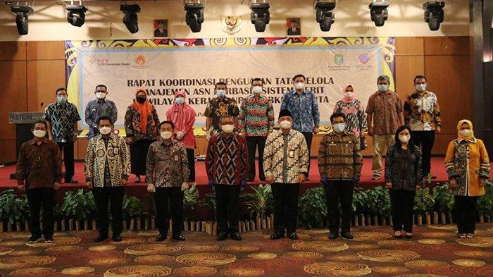 Gubernur Sutarmidji Tegasakan Tempatkan ASN Sesuai Kompetensi, Kualifikasi dan Kinerja