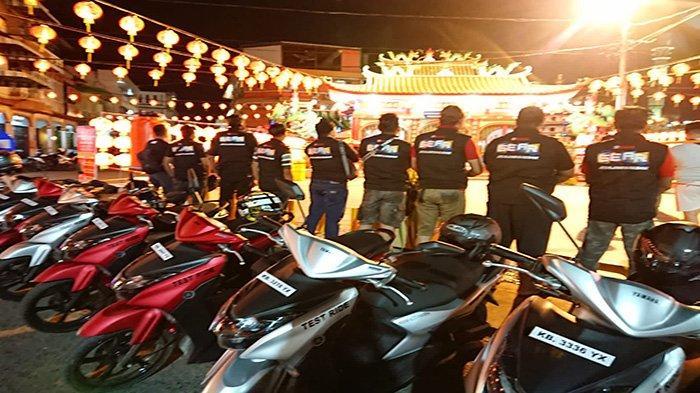 Buktikan Kualitas Gear Motor, Yamaha Bersama Komunitas Jelajahi 14 Kabupaten/Kota di Kalbar
