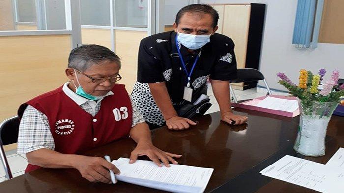Jaksa Ringkus Buronan Tipikor Pembangunan Irigasi Jangkang di Kabupaten Sanggau