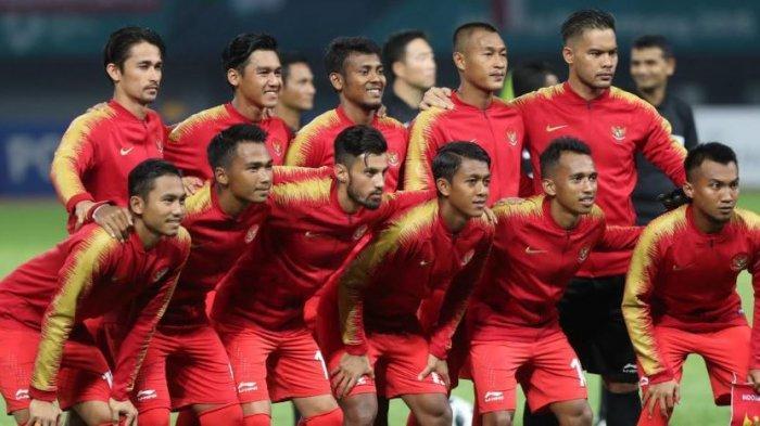 Timnas Indonesia di Pot 5 Putaran Dua Kualifikasi Piala Dunia 2022 Qatar! 40 Negara Bersaing Lolos