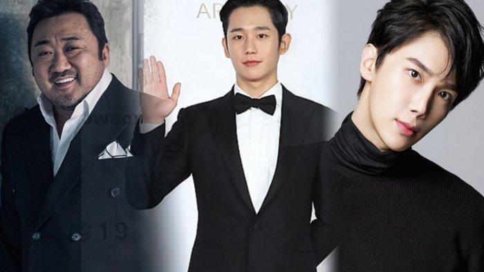 Daftar Aktor Film Korea Populer Desember Diungkap, Ma Dong Seok, Jung Hae In & Park Jung Min Teratas