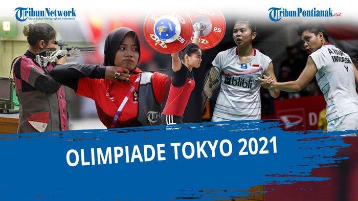 JAM Tayang Badminton Olimpiade Tokyo 2021 Hari Ini Sabtu 24 Juli Cek Hasil Tim Indonesia Live TVRI