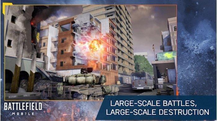 Cara Daftar Battlefield Mobile Early Alpha Test Game dan Cara Ikut Uji Coba Battlefield Mobile