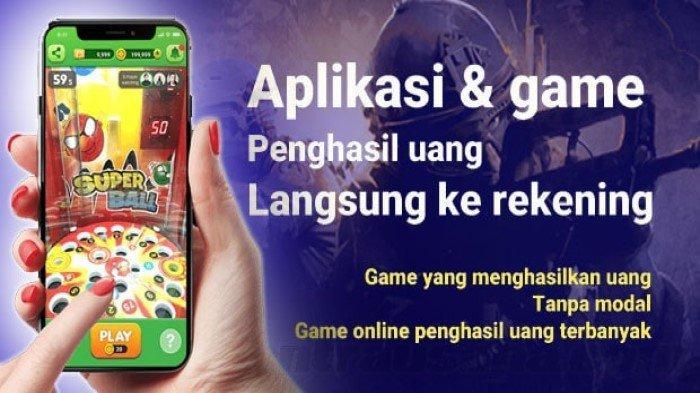 Daftar Game Online Penghasil Uang Terbaru, Lengkap Cara Bermain dan Link Download Aplikasi
