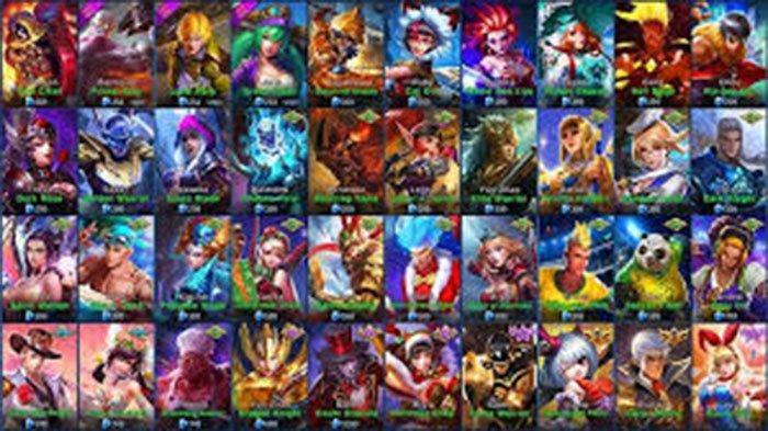 Daftar Hero Mobile Legends yang Dinerf 2021 dan Daftar Hero Mobile Legends yang Dibuff 2021