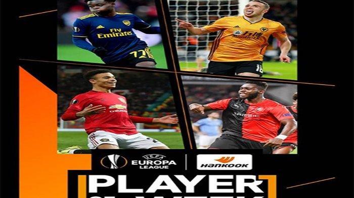 DAFTAR Klub Lolos 32 Besar Liga Eropa UEFA : Manchester United, AS Roma & Arsenal Bisa Ketemu Inter