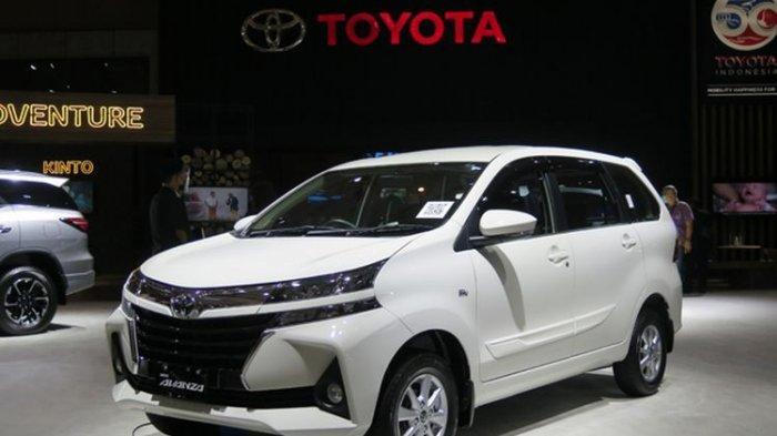 DAFTAR Mobil Low MPV Terlaris Januari - Juni 2021, Toyota Avanza dan Nissan Livina Beda Nasib