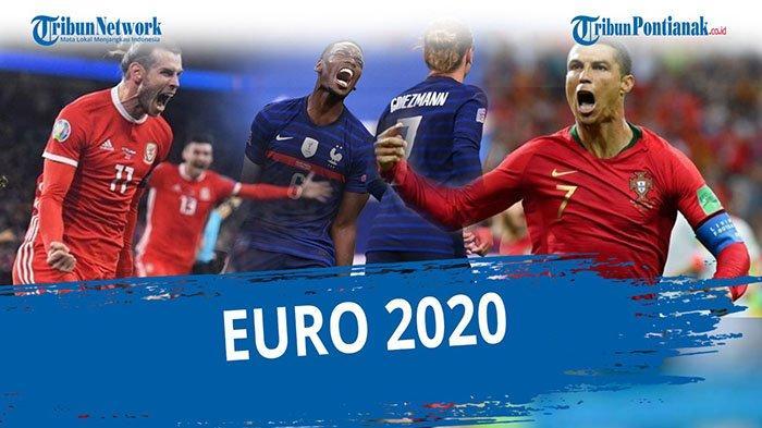 SQUAD Portugal EURO 2021 dan Jadwal Lengkap Kapan EURO 2021 Kick Off, Pantau Hasil EURO 2021 Live