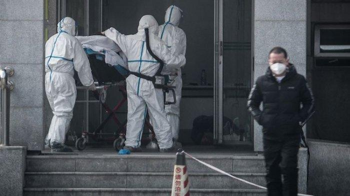 Wuhan China Disegel Karena Virus Corona, 5 Juta Penduduk Tinggalkan Wuhan, Sisa 9 Juta yang Bertahan
