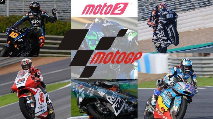 MOTOGP - Lorenzo Baldassari Sukses Amankan Podium Pertama Moto2 Putaran Pertama 2019 di Qatar