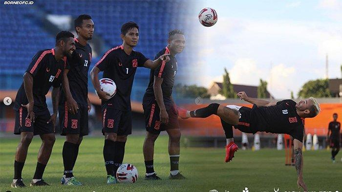 DAFTAR Pemain Borneo FC di Shopee Liga 1 2020 Lengkap, Kini Dilatih Eks Juru Taktik Persija Jakarta