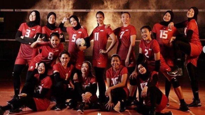 Hasil Voli Putri SEA Games Indonesia vs Filipina, Timnas Voli Putri Indonesia Raih Perunggu