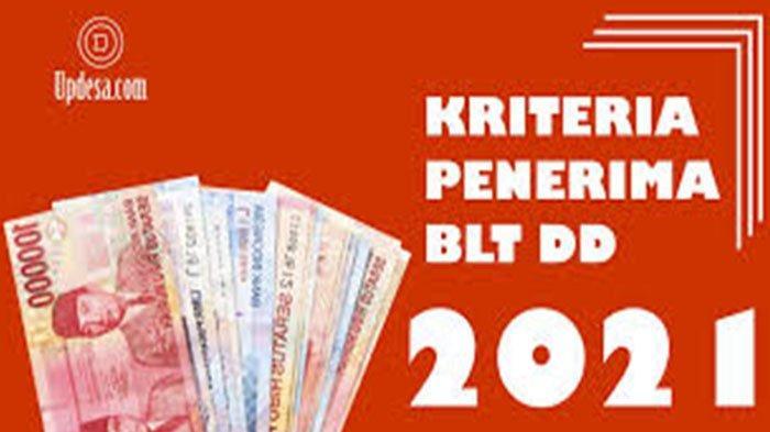 Daftar Penerima BLT DD Rp 600 Ribu Login sid.kemendesa.go.id Dapat Bantuan Covid