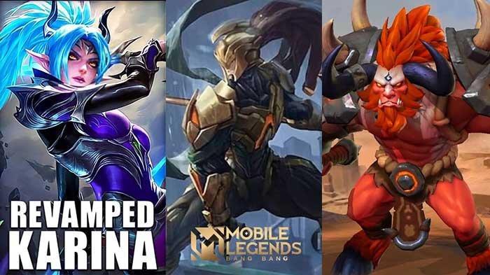 Tag: Apa Itu Revamp - Daftar Revamp Hero Mobile Legends ...