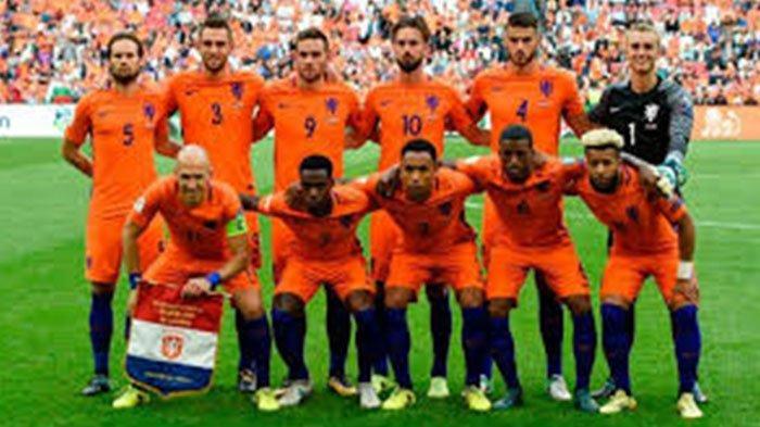 Daftar Skuad Belanda EURO 2021 Lengkap Pemain Belanda EURO 2020 Terbaik