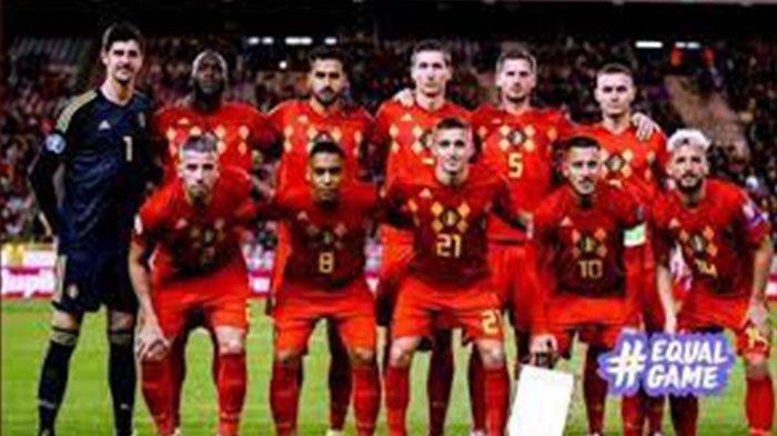 PEMAIN Belgia EURO 2021 Daftar Squad Belgia EURO 2021 Lengkap | Kapan EURO 2021 Dimulaidi RCTI Live?