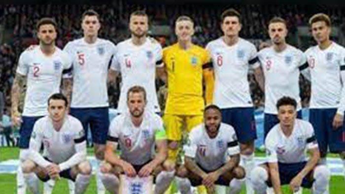 Daftar Skuad Inggris EURO 2021 Lengkap Pemain Inggris EURO 2020 Terbaik