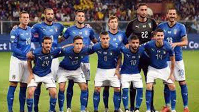 Daftar Skuad Italia EURO 2021 Lengkap Pemain Italia EURO 2020 Terbaik