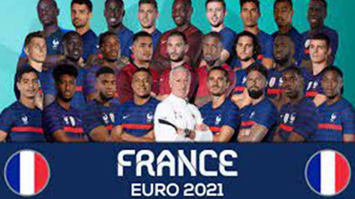 Daftar Skuad Prancis EURO 2021 Lengkap Pemain Prancis EURO 2020 Terbaik