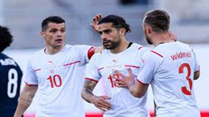Daftar Skuad Swiss EURO 2021 Lengkap Pemain Swiss EURO Live 2021