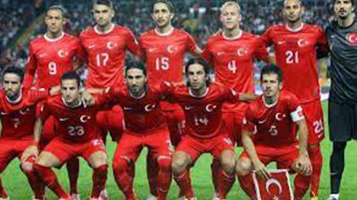Daftar Skuad Turki EURO 2021 Lengkap Pemain Turki EURO Live 2021