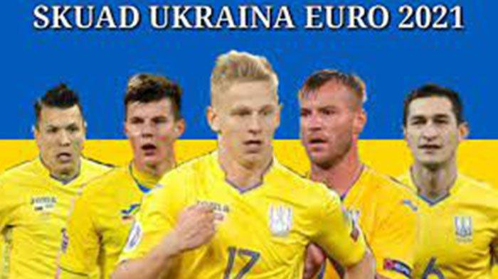 Daftar Skuad Ukraina EURO 2021 Lengkap Pemain Ukraina EURO Live 2021