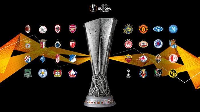 UPDATE HASIL Undian Liga Europa Live dan Jadwal 32 Besar UEL: Siapa Lawan Man Utd dan AC Milan