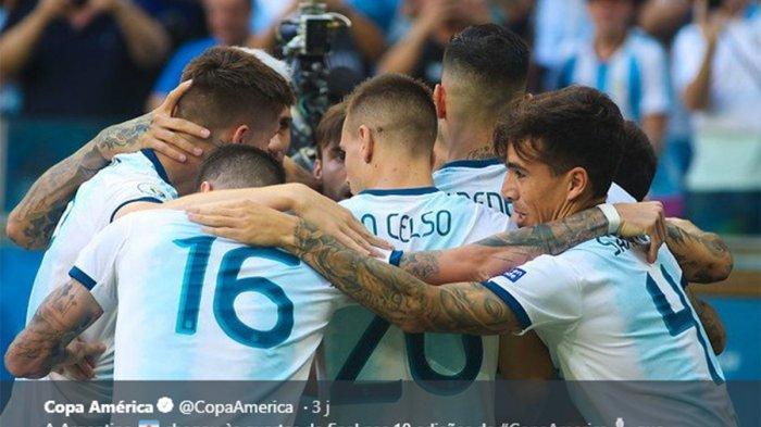 Daftar Tim Lolos Perempat Final Copa America 2019: Brazil, Kolombia dan Peru Menunggu Lawan