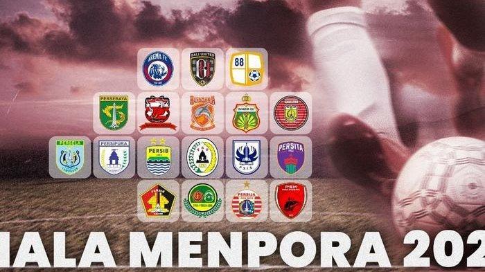 Jadwal Piala Menpora 2021 Babak Perempat Final dan Juara Grup C Piala Menpora Live Indosiar Rabu