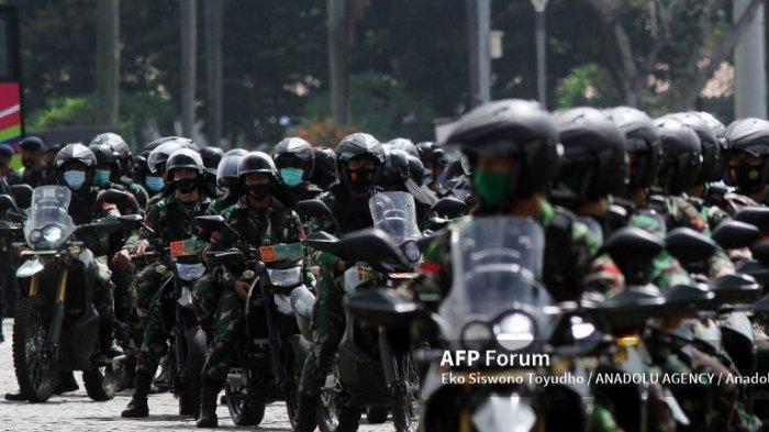 Daftar Tunjangan Anggota TNI Luar Gaji Pokok Terbaru September 2021 hingga Khusus Tugas di Papua
