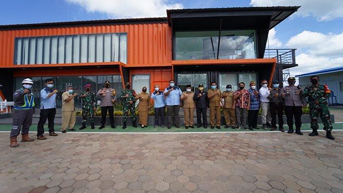 Gubernur Kalbar Resmikan Pembangunan Smelter PT Borneo Alumina Indonesia di Mempawah - dagasag.jpg