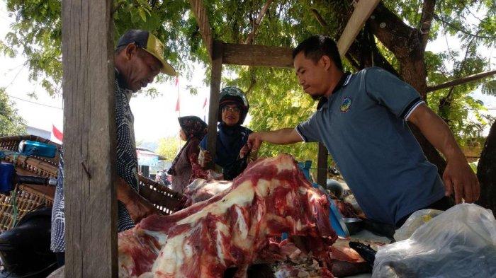 Daging Sapi dan Ayam, Alami Penurunan Harga Pada September 2019